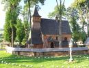 Szlak architektury drewnianej w Pieninach