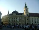 Sibiu - centrum miasta