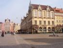 Wrocław - zima 2003
