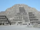 Meksyk i Teotihuacán