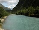 Norwegia - lodowiec Nigardsbreen